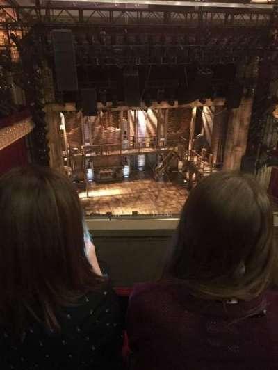 CIBC Theatre section Balc