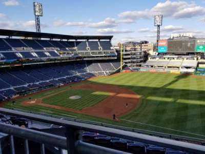 PNC Park, section: 307, row: A, seat: 9