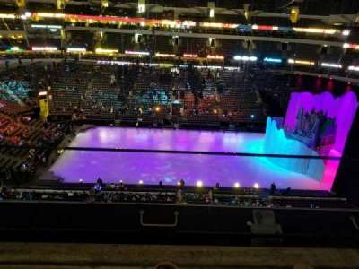 American Airlines Center, section: 310, row: A, seat: 5