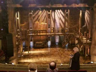 CIBC Theatre, section: Mezzanine LC, row: K, seat: 309