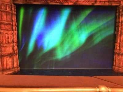 St. James Theatre, section: Mezzanine C, row: A, seat: 110