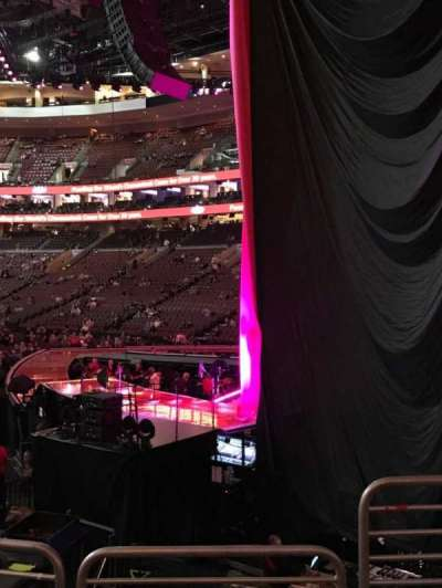 Wells Fargo Center, section: 116, row: 14, seat: 25