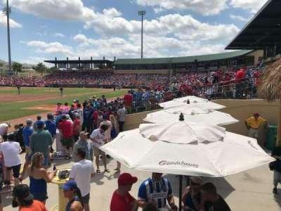 Roger Dean Chevrolet Stadium section 301