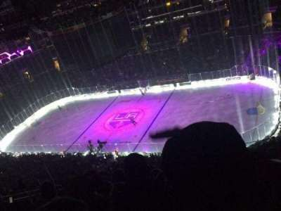 Staples Center, section: 315, row: 11, seat: 15