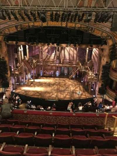 Richard Rodgers Theatre section Mezzanine C
