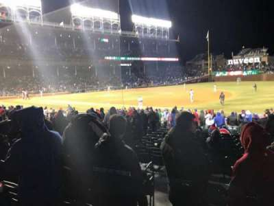 Wrigley Field section 128