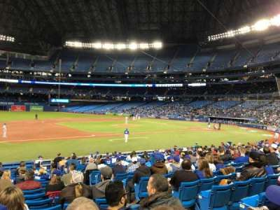 Rogers Centre section 128L