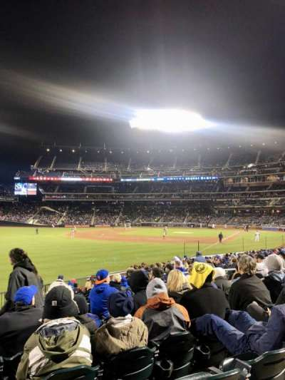 Citi Field, section: 129, row: 17, seat: 13