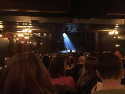 Lyric Theatre, section: Orchestra, row: Z, seat: 23