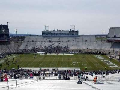 Beaver Stadium section EFU
