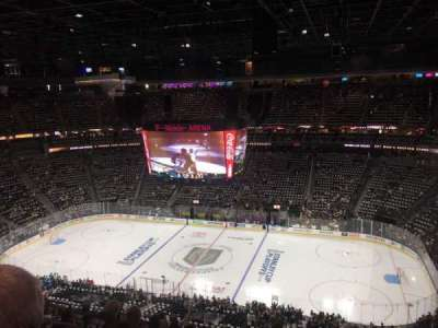 T-Mobile Arena, section: 225, row: N, seat: 8