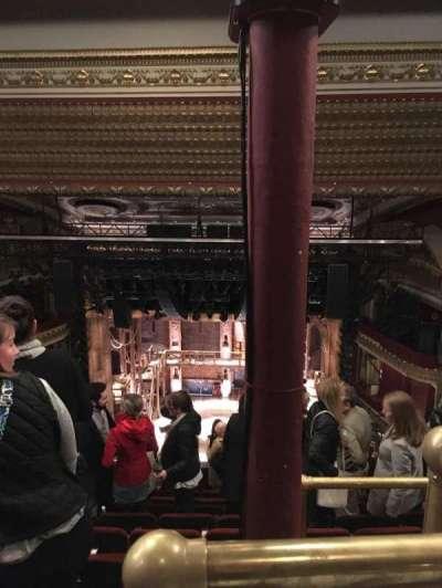 CIBC Theatre section Balcony Right Center