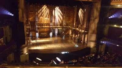 CIBC Theatre, section: Mezzanine LC, row: B, seat: 319