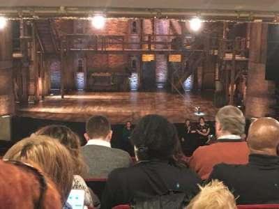 CIBC Theatre, section: DRCR-C, row: E, seat: 208