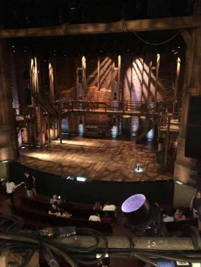 CIBC Theatre section Mezzrc