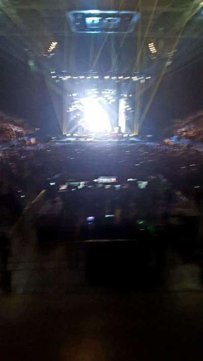 Rupp Arena, section: 23, row: L, seat: 1