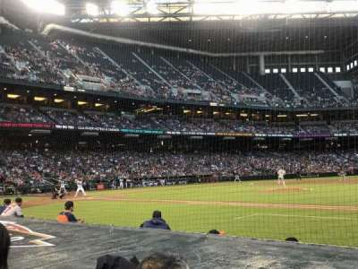 Chase Field section D
