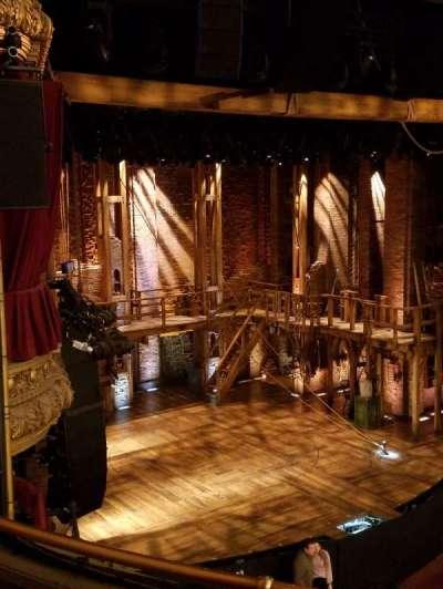 CIBC Theatre section Left Mezzanine