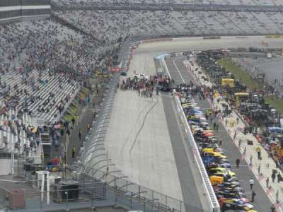 Dover International Speedway section 237