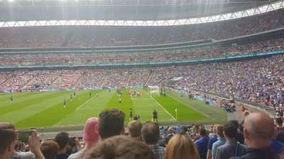 Wembley Stadium, section: 119, row: 24, seat: 225