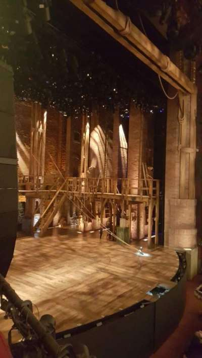 CIBC Theatre section DCRBX3