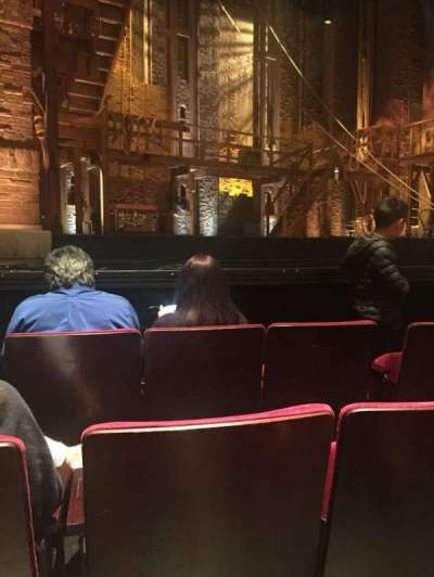 Segerstrom Hall, section: Orchestra, row: Aa, seat: 31