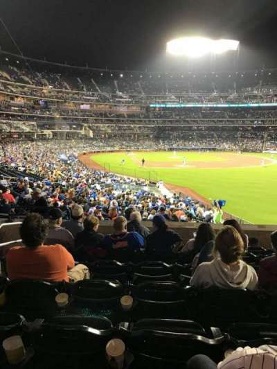 Citi Field, section: 104, row: 32, seat: 4