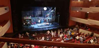 Thrivent Financial Hall at the Fox Cities Performing Arts Center, section: Grand Tier, row: A, seat: 310
