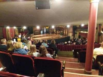 CIBC Theatre section Dress Circle L