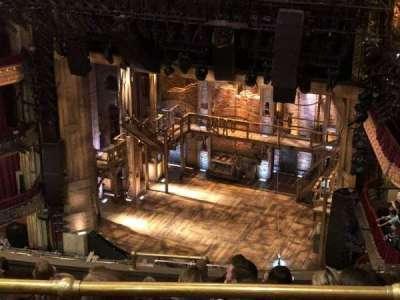 CIBC Theatre, section: BALC-R, row: J, seat: 8
