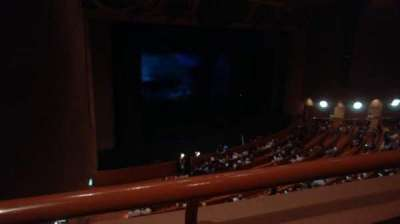 ASU Gammage, section: Tier C, row: 1, seat: 73