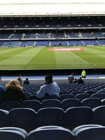 Ibrox Stadium, section: GF5, row: Q