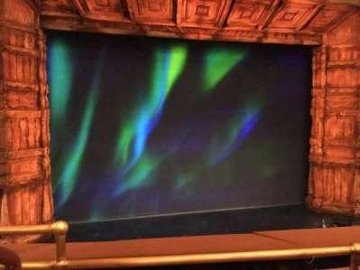 St. James Theatre, section: MEZZC, row: B, seat: 115