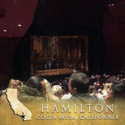 segerstrom hall section OrchTerr