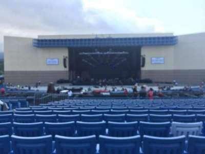 Glen Helen Amphitheater, section: Loge 6, row: P, seat: 40