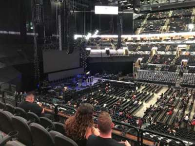 AT&T Center, section: 107, row: 32, seat: 9
