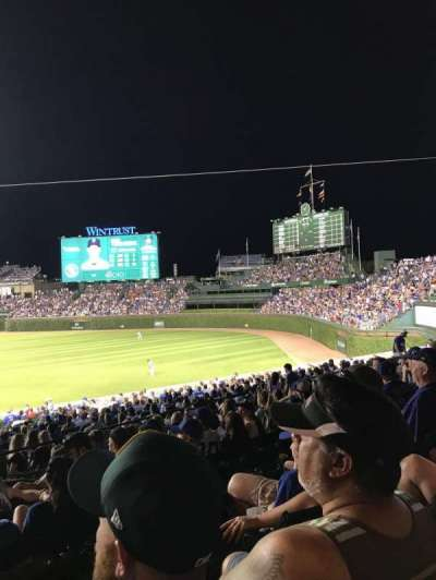 Wrigley Field, section: 239, row: 10, seat: 2