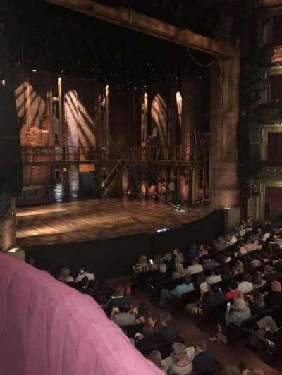CIBC Theatre section Dress Circle Box 1