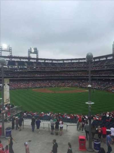 Citizens bank park  section Budweiser Rooftop