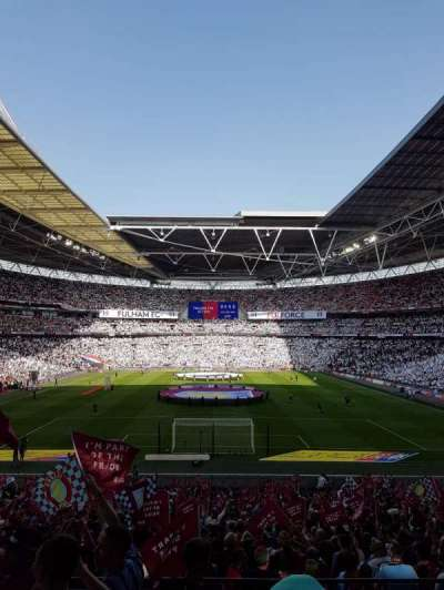 Wembley Stadium, section: 133, row: 35, seat: 319