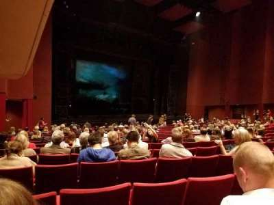 San Diego Civic Theatre, section: Orchestra, row: R, seat: 59