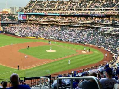 Citi Field, section: 330, row: 8, seat: 1