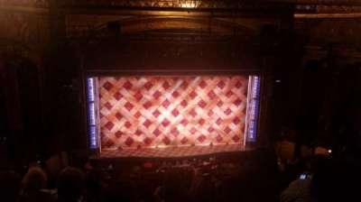 Brooks Atkinson Theatre section Rear Mezzanine LC