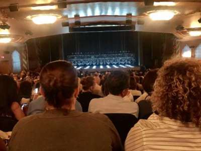 Lunt-Fontanne Theatre section Orchestra C
