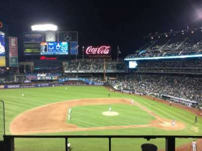 Citi Field, section: 326, row: 2, seat: 19