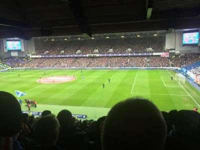 Ibrox Stadium, section: MRB, row: C, seat: 71