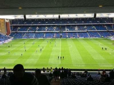 Ibrox Stadium , section: GR4, row: BB, seat: 0113