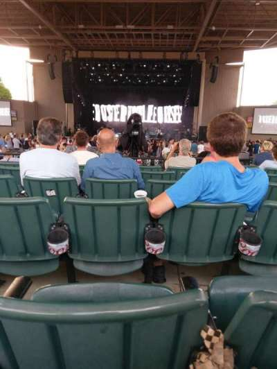 Ruoff Home Mortgage Music Center, section: F, row: L, seat: 30