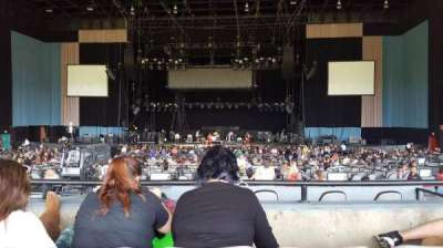 Xfinity Theatre, section: 600, row: LL, seat: 609