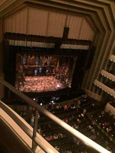 The Smith Center, section: Balcony, row: 101